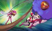 Iva vs Sadi-chan