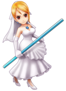 Nami wedding Thousand Storm