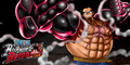 One Piece Burning Blood Luffy Gear 4
