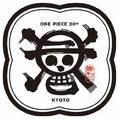 One Piece x Kyoto logo