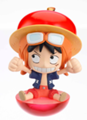 Petit Chara Land Fruit Luffy