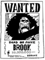 Wanted Brook 33 000 000