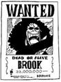 Wanted Brook 33 000 000