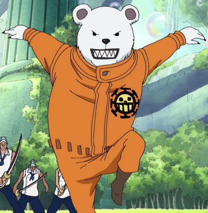 Bepo One Piece Wiki Fandom Powered By Wikia