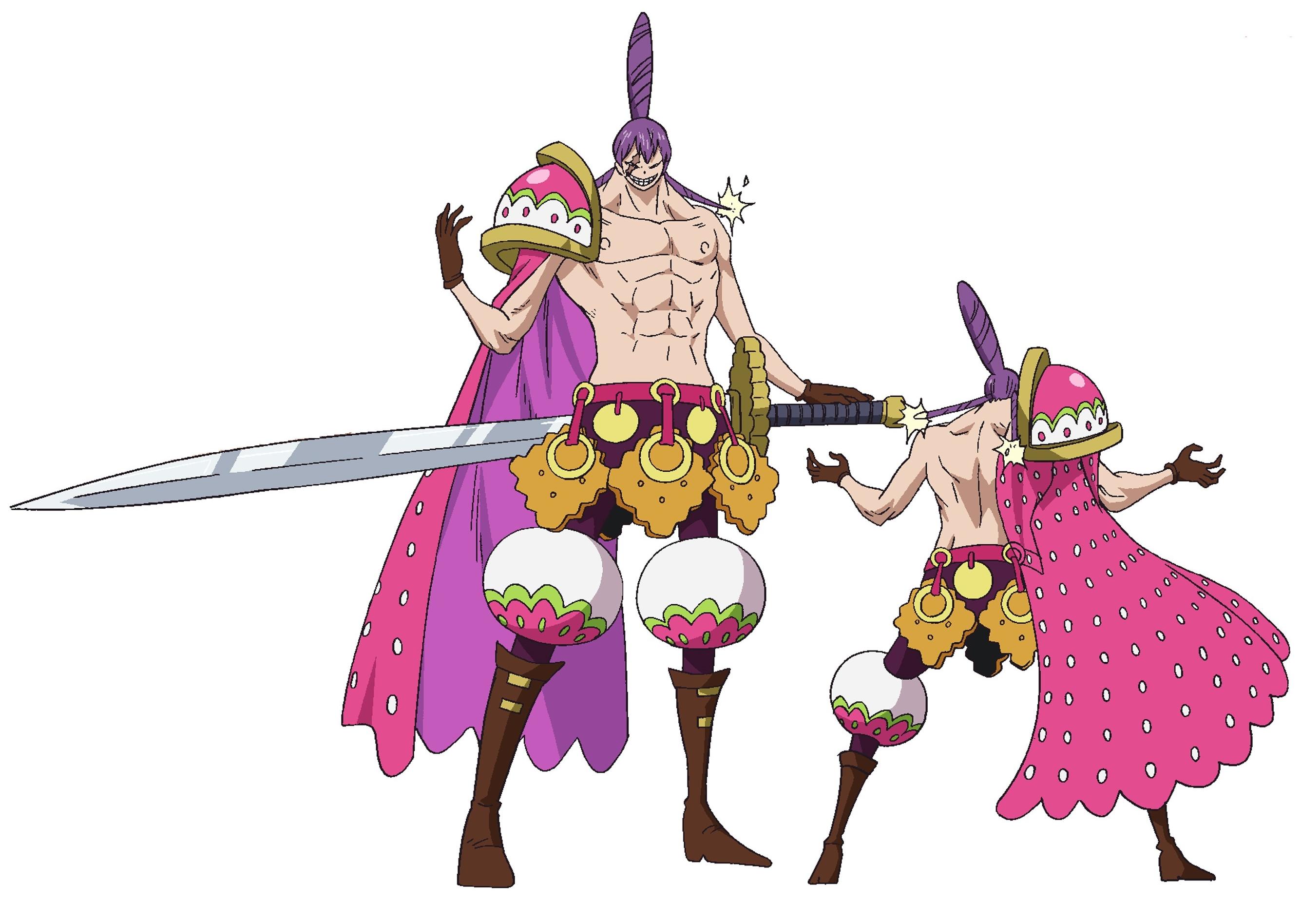 Charlotte Cracker One Piece Wiki Fandom Powered By Wikia