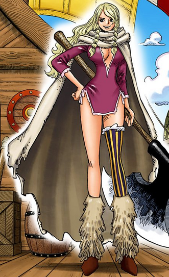 Gerd Digitally Colored Manga