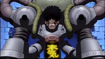 Honki's Battle Suit