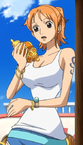 Nami Movie 10 First Outfit