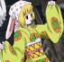 Segunda vestimenta de Carrot en Wano