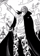 Shanks in The 500,000,000 Man Arc