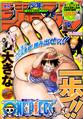 Shonen Jump 2010 numero 16
