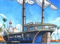 Корабль Смокера ( старый )