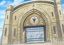 Celestial Dragon Gate