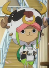 Chopper Movie 12 First Outfit