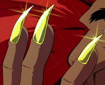 Eldoraggo's Claws