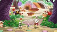 Entrée The Seducing Woods Anime