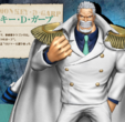 Garp Pirate Warriors 3