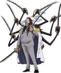Onigumo Anime Concept Art