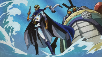 Sora, el Guerrero del Mar