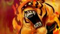 The Legend of the Sacred Burning Beast of Barujimoa Infobox