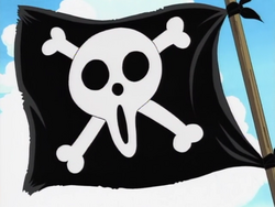 Usopp Pirates Jolly Roger