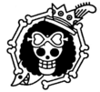 Brook's Post Timeskip Jolly Roger