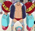 Franky Adventure of Nebulandia Outfit