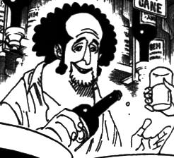 Humphrey Manga Infobox