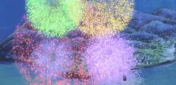 Isla Fireworks
