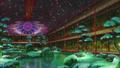 Jardin intérieur du palais de Shiki