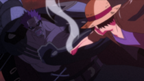 Luffy vs. Zephyr