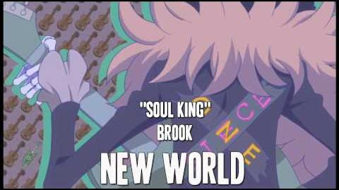One Piece - Soul King Brook New World Full