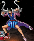 One Piece Burning Blood Mr 2 Bon Kurei (Artwork)