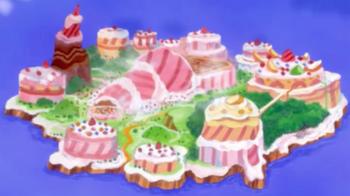 Пирожный Остров