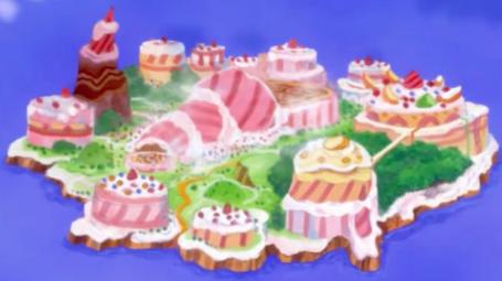 Whole Cake Island