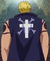 Bellamy símbolo cruzado