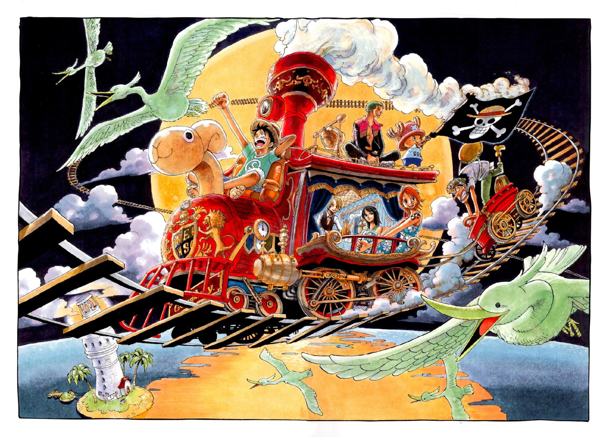 Chapter 327 | One Piece Wiki | FANDOM powered by Wikia
