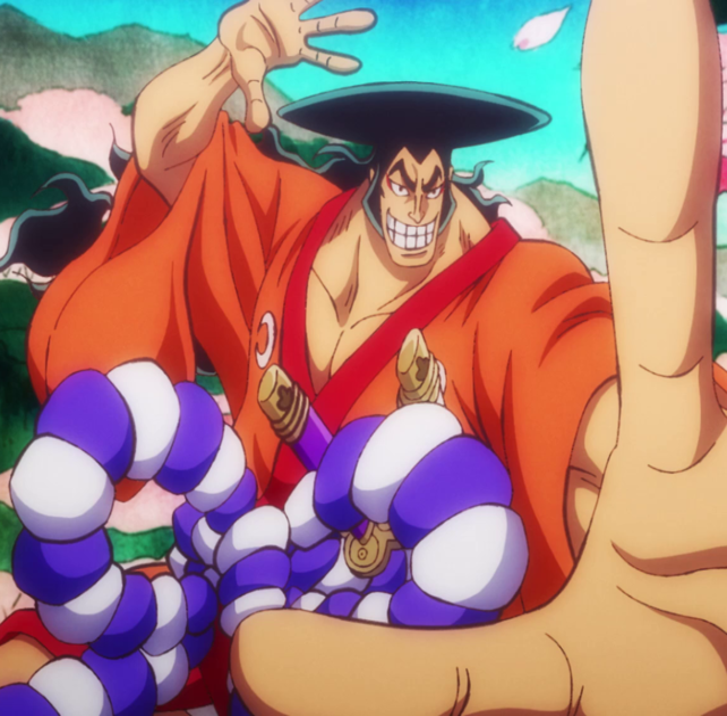 Kozuki Oden | One Piece Encyclopédie | FANDOM powered by Wikia