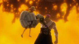 Luffy vs. Z 1-1-