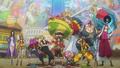 Mugiwaras One Piece Stampede