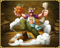 One Piece Treasure Cruise - Baggy (4)