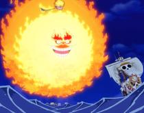 Prometheus Torches the Sunny