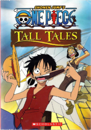 Scholastic Tall Tales novel
