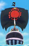 Sun Pirates Ship