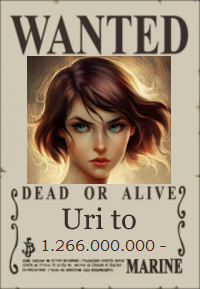 Uri to Wanted Poster