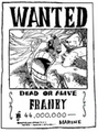 Wanted Franky 44 000 000