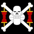 Armada Pirate de Don Krieg Jolly Roger