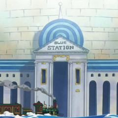 La Blue Station
