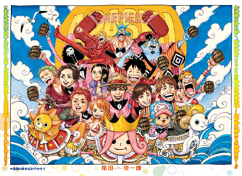 One Piece Manga Chapter 968 Spoilers