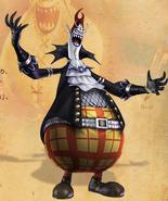 Gecko Moriah Pirate Warriors 2